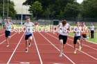 Under-15 boys 200 metres. Photo: David T. Hewitson/Sports for All Pics
