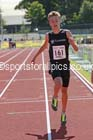 Under-15 boys 1500 metres. Photo: David T. Hewitson/Sports for All Pics