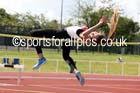 Under-15 girls high jump. Photo: David T. Hewitson/Sports for All Pics