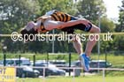 Under-17 mens high jump. Photo: David T. Hewitson/Sports for All Pics