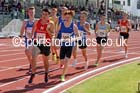 Under-17 mens 1500 metres. Photo: David T. Hewitson/Sports for All Pics