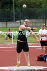 Under-17 mens shot putt. Photo: David T. Hewitson/Sports for All Pics
