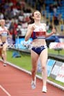 Womens 1500 metres, British Championships, Birmingham. Photo: David T. Hewitson/Sports for All Pics