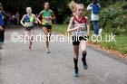 Girls under-15s ERRA Road Relays, Sutton Coldifield, Birmingham. Photo: David T. Hewitson/Sports for All Pics