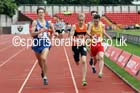 Inter boys 1500 metres, English Schools Track and Field. Photo: David T. Hewitson/Sports for All Pics