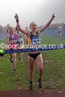 Senior and under-23 women, European Cross Country Trials, Sefton Park, Liverpool. Photo: David T. Hewitson/Sports for All Pics