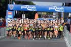 Mens Great North Run. Photo: David T. Hewitson/Sports for All Pics