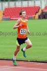 Boys under-13s 800 metres, Gateshead Tartan Games. Phot: David T. Hewitson/Sports for All Pics