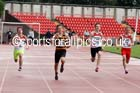 Boys under-15s 100 metres, Gateshead Tartan Games. Phot: David T. Hewitson/Sports for All Pics