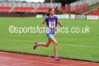 Girls under-13s 800 metres, Gateshead Tartan Games. Phot: David T. Hewitson/Sports for All Pics