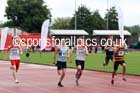 Mens under-17s 100 metres, Gateshead Tartan Games. Phot: David T. Hewitson/Sports for All Pics