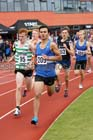 Mens under-17s 800 metres, Gateshead Tartan Games. Phot: David T. Hewitson/Sports for All Pics