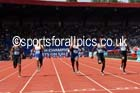Mens 100 metres, IAAF Diamond League, Birmingham. Photo: David T. Hewitson/Sports for All Pics