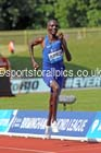 Asbel Kiprop (KEN) wins the mens 1500 metres, IAAF Diamond League, Birmingham. Photo: David T. Hewitson/Sports for All Pics