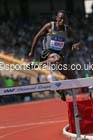 Conseslus Kipruto (KEN) winner of the 3000 metres steeplechase, IAAF Diamond League, Birmingham. Photo: David T. Hewitson/Sports for All Pics
