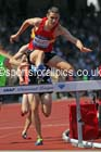 Rob Mullett (GB) 3000 metres steeplechase, IAAF Diamond League, Birmingham. Photo: David T. Hewitson/Sports for All Pics