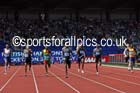 Kirani James (GRN) wins the mens 400 metres, IAAF Diamond League, Birmingham. Photo: David T. Hewitson/Sports for All Pics