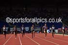 Womens 100 metres final, IAAF Diamond League, Birmingham. Photo: David T. Hewitson/Sports for All Pics