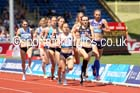 Womens 1500 metres, IAAF Diamond League, Birmingham. Photo: David T. Hewitson/Sports for All Pics