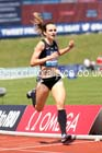Sarah McDonald (GB) wins the womens 1500 metres, IAAF Diamond League, Birmingham. Photo: David T. Hewitson/Sports for All Pics