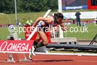 Seren Bundy-Davies (GB) womens 400 metres, IAAF Diamond League, Birmingham. Photo: David T. Hewitson/Sports for All Pics