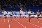 Eilidh Doyle (GB) womens 400 metres hurdles, IAAF Diamond League, Birmingham. Photo: David T. Hewitson/Sports for All Pics