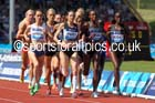 Womens 5000 metres, IAAF Diamond League, Birmingham. Photo: David T. Hewitson/Sports for All Pics