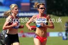 Jessica Andrews (GB) and Deirdre Byrne (IRE) womens 5000 metres, IAAF Diamond League, Birmingham. Photo: David T. Hewitson/Sports for All Pics
