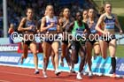 Womens 800 metres, IAAF Diamond League, Birmingham. Photo: David T. Hewitson/Sports for All Pics
