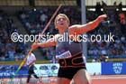 Brittany Borman (USA), womens javelin, IAAF Diamond League, Birmingham. Photo: David T. Hewitson/Sports for All Pics