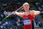 Katharina Molitor (GER), womens javelin, IAAF Diamond League, Birmingham. Photo: David T. Hewitson/Sports for All Pics