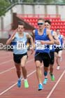 Mens under-20s 1500 metres, North Eastern Track and Field Champs, Gateshead Stadium. Photo: David T. Hewitson/Sports for All Pics