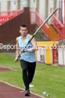 Mens under-20s pole vault, North Eastern Track and Field Champs, Gateshead Stadium. Photo: David T. Hewitson/Sports for All Pics