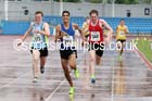 Mens under-20s 1500 metres, Northern Championships, Sport City, Manchester. Photo: David T. Hewitson/Sports for All Pics