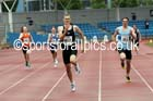 Mens under-20s 400 metres, Northern Championships, Sport City, Manchester. Photo: David T. Hewitson/Sports for All Pics