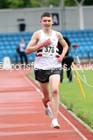 Mens under-20s 5000 metres, Northern Championships, Sport City, Manchester. Photo: David T. Hewitson/Sports for All Pics