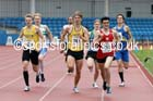 Mens under-20s 800 metres, Northern Championships, Sport City, Manchester. Photo: David T. Hewitson/Sports for All Pics