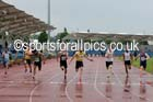 Senior mens 100 metres, Northern Championships, Sport City, Manchester. Photo: David T. Hewitson/Sports for All Pics