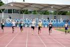 Senior mens 200 metres, Northern Championships, Sport City, Manchester. Photo: David T. Hewitson/Sports for All Pics