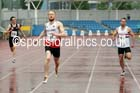 Senior mens 400 metres, Northern Championships, Sport City, Manchester. Photo: David T. Hewitson/Sports for All Pics