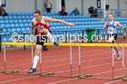 Senior mens 400 metres hurdles, Northern Championships, Sport City, Manchester. Photo: David T. Hewitson/Sports for All Pics