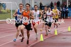 Senior mens 800 metres, Northern Championships, Sport City, Manchester. Photo: David T. Hewitson/Sports for All Pics
