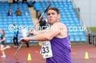 Senior mens javelin, Northern Championships, Sport City, Manchester. Photo: David T. Hewitson/Sports for All Pics