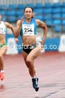 Senior womens 200 metres, Northern Championships, Sport City, Manchester. Photo: David T. Hewitson/Sports for All Pics