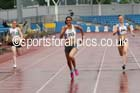 Senior womens 400 metres, Northern Championships, Sport City, Manchester. Photo: David T. Hewitson/Sports for All Pics