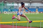 Senior womens 400 metres hurdles, Northern Championships, Sport City, Manchester. Photo: David T. Hewitson/Sports for All Pics