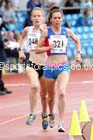 Senior womens 5000 metres, Northern Championships, Sport City, Manchester. Photo: David T. Hewitson/Sports for All Pics