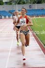 Senior womens 800 metres, Northern Championships, Sport City, Manchester. Photo: David T. Hewitson/Sports for All Pics