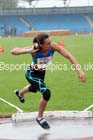 Senior womens shot putt, Northern Championships, Sport City, Manchester. Photo: David T. Hewitson/Sports for All Pics