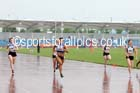 Womens under-20s 100 metres, Northern Championships, Sport City, Manchester. Photo: David T. Hewitson/Sports for All Pics